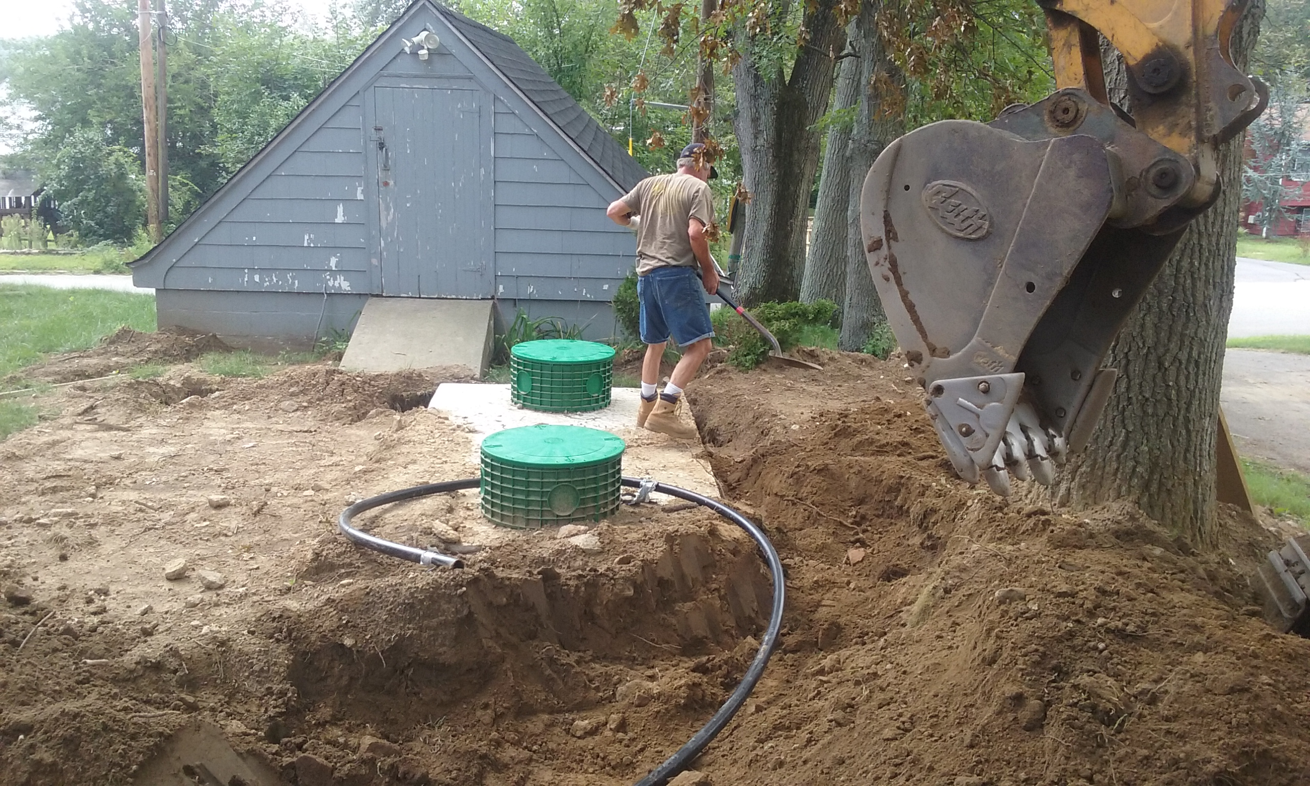 gallery rhode island septic u0026 excavation services south county